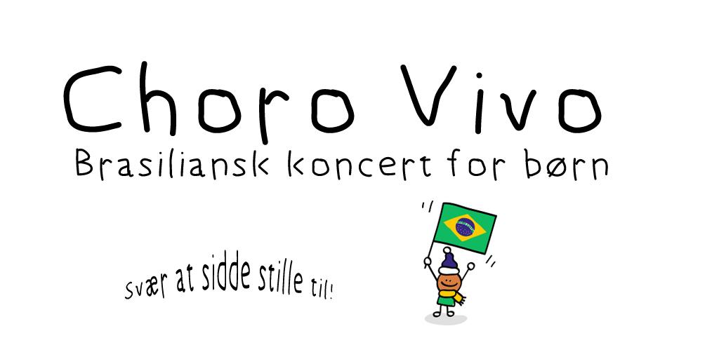 Choro-Vivo-for-børn-banner